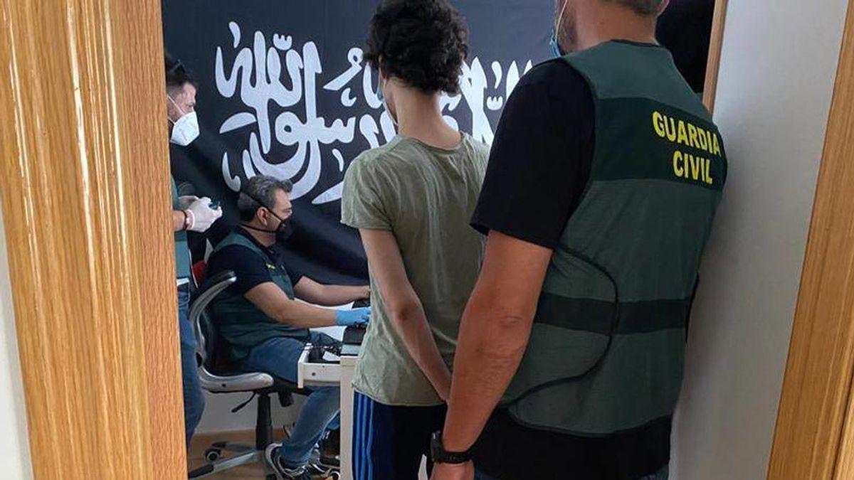 De redskin a yihadista: la Guardia Civil detiene a un joven por difundir propaganda DAESH en plataformas de videojuegos