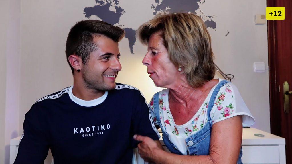 Ibán García reta su madre y sorprende a sus seguidores (2/2)