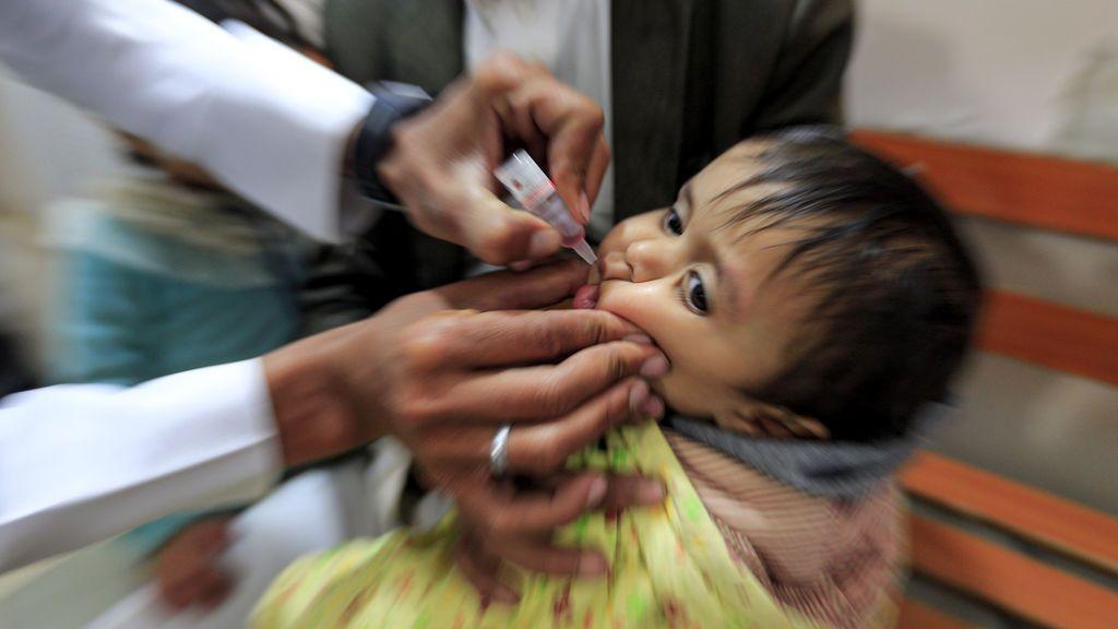 La OMS advierte del descenso de niños vacunados a causa de la pandemia