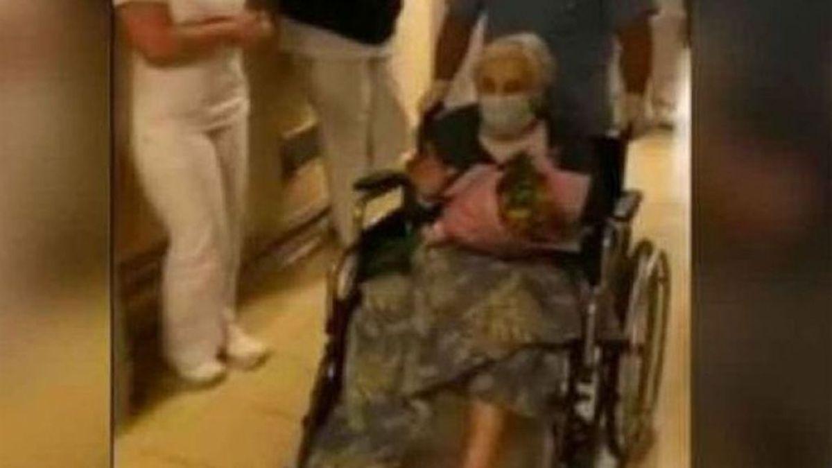 Una anciana argentina de 101 años supera el coronavirus