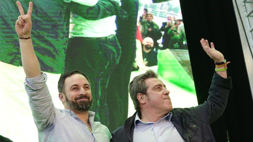 """Vox niega las existencia de una 'caja b' en Valencia y anuncia una """"investigación interna"""""""