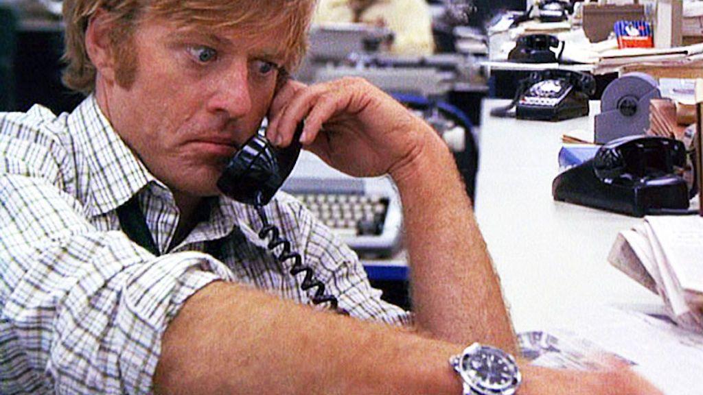 La historia del Rolex Red Submariner, el favorito de Robert Redford