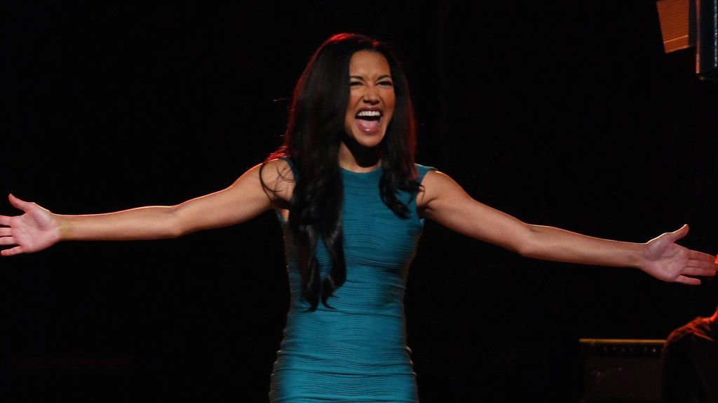 Glee Naya Rivera