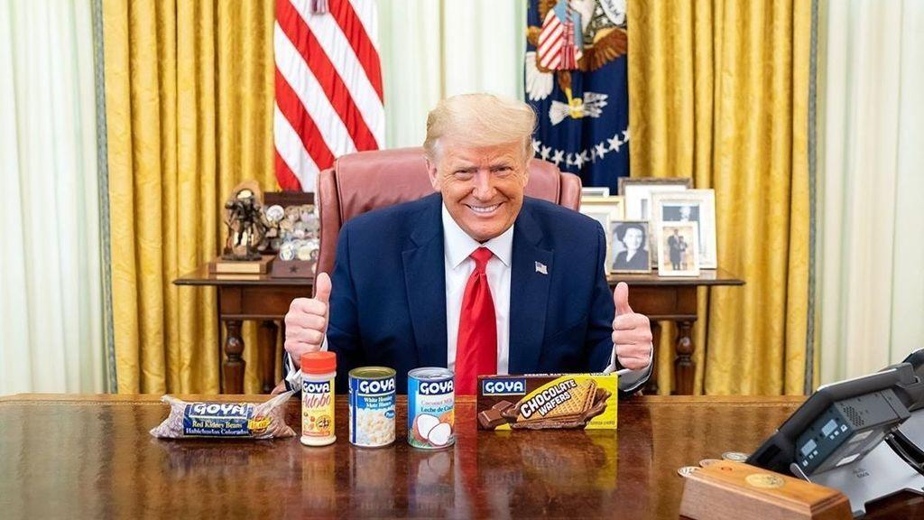 Trump y los frijoles: la última polémica en la Casa Blanca salpica a Ivanka