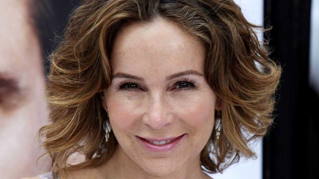 Jennifer Grey, estrella de 'Dirty Dancing',  en una imagen de 2011