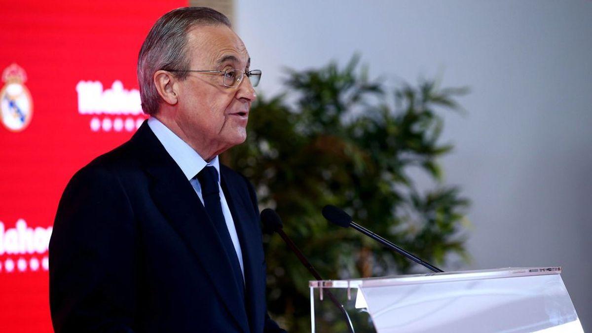 La Quinta de Florentino: cumple 20 años desde su llegada al Real Madrid con otra Liga bajo el brazo