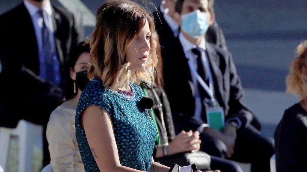 """Aroa López: """"Ser enfermera y a la vez paciente crítica de UCI es duro"""""""