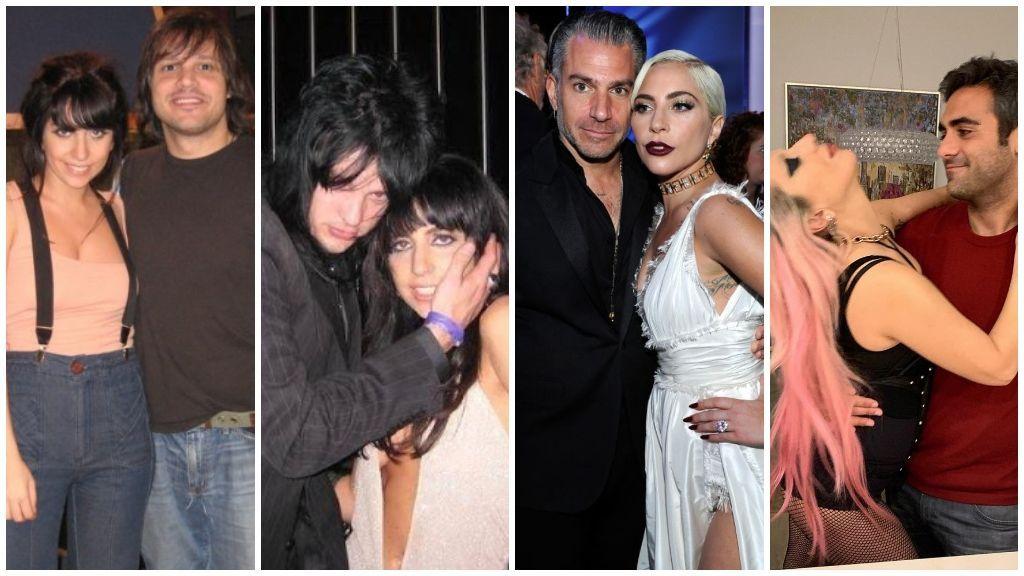 Lady Gaga: todos sus novios.