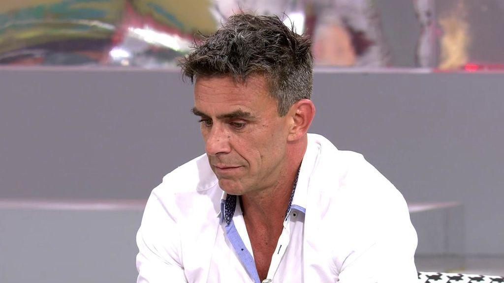 """El enfado de Andrés con su hermano Alonso Caparrós: """"Recibí un mensaje de que no quería saber nada de mí"""""""