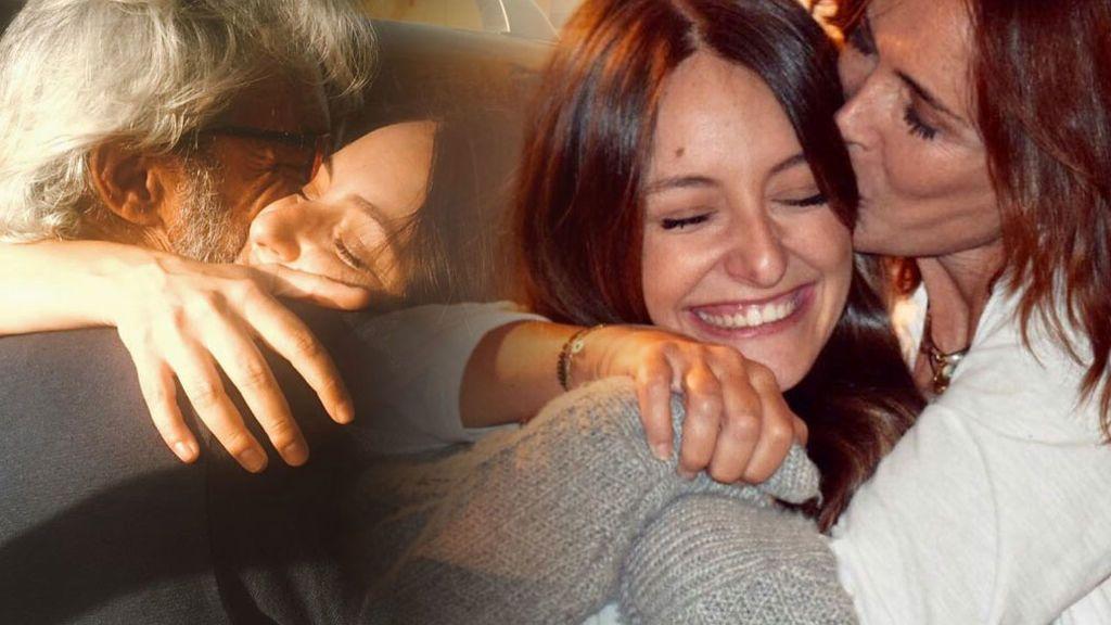 """La hija de Micky Molina relata el consejo que le dio su padre y emociona a Lydia Bosch: """"Esta frase ya es parte de mí"""""""