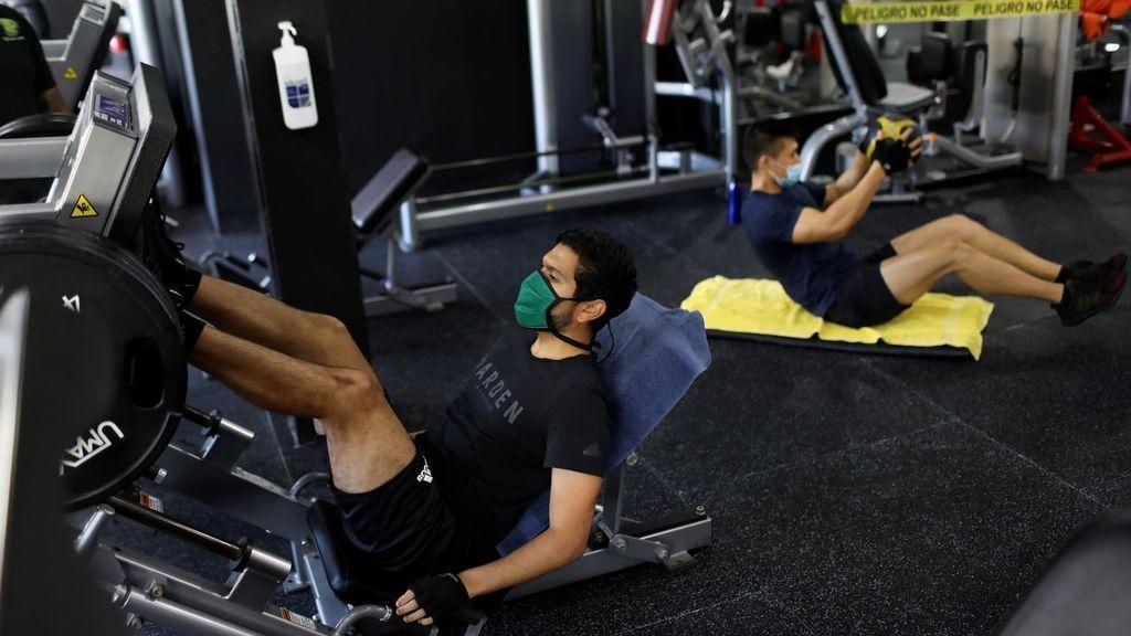 Infecciones más comunes del gimnasio