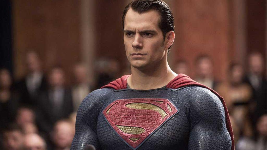 Henry Cavill, en su papel de 'Superman'