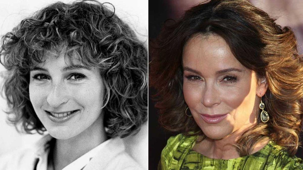 El antes y el después de Jennifer Grey (1986-2011)