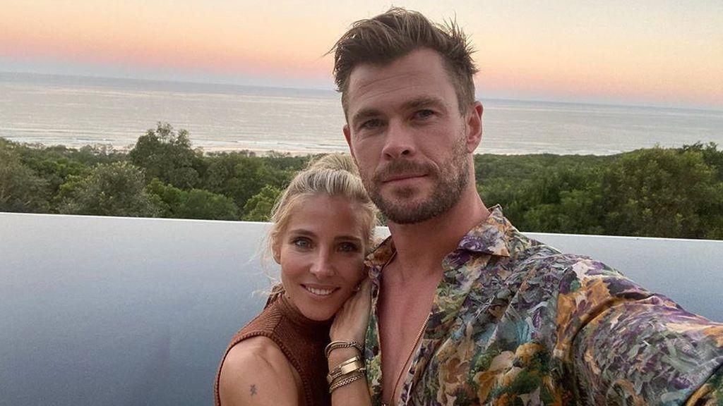 Montados en una autocaravana y recorriéndose la costa australiana: las vacaciones de Elsa Pataky y Chris Hemsworth
