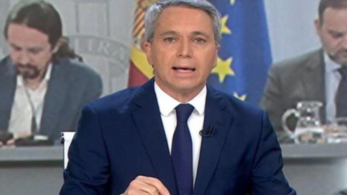 Vicente Valles, premio Cerecedo de periodismo, en medio de la tormenta y la polémica con Pablo IglesiasV