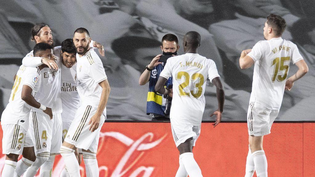 El Real Madrid, en busca del alirón: síguelo minuto a minuto