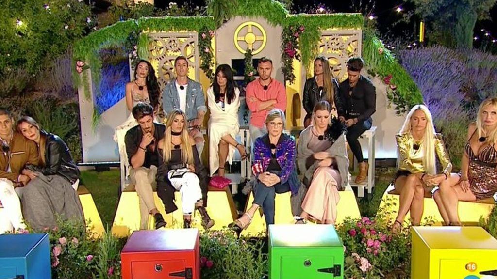 Directo Gala 11: Llega la semifinal de 'La casa fuerte'