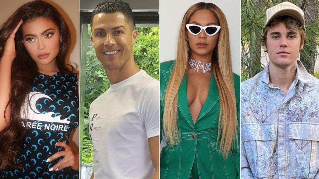 Kylie Jenner ya no es la que más cobra de Instagram: el sueldo de los famosos por subir una sola foto a su red social