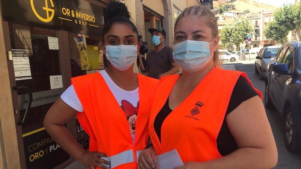 Balaguer, Lleida: de un caso de coronavirus a 100 en menos de un mes