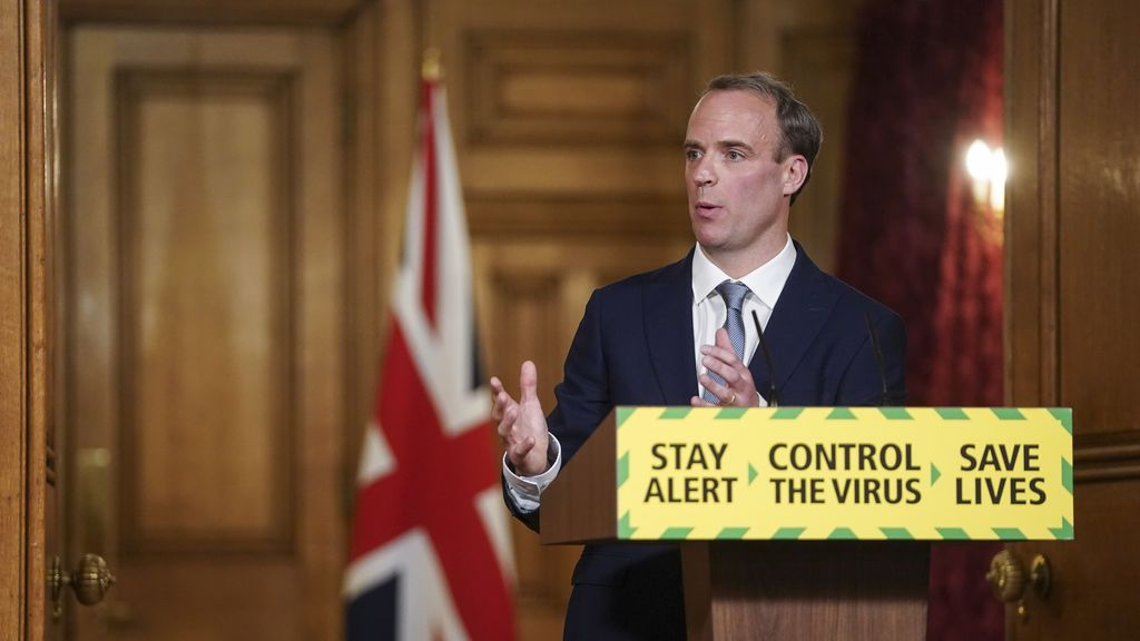 Reino Unido denuncia ciberataques rusos contra centros que investigan la vacuna de la COVID-19