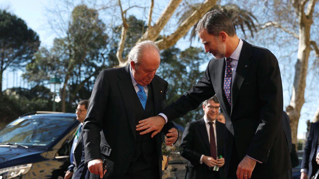 ¿Qué se puede hacer con el rey Juan Carlos? Las opciones de Felipe VI