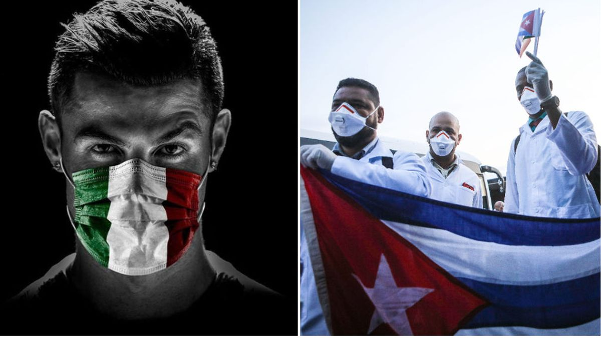"""El detalle de Cristiano Ronaldo con los médicos cubanos que han ayudado en Turín: """"Quería haberlo agradecido en persona"""""""
