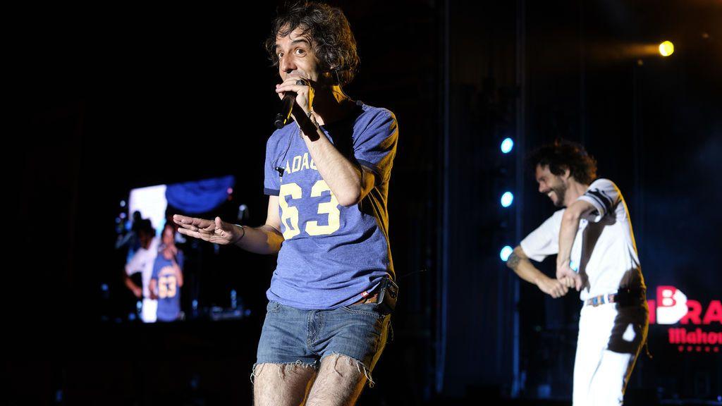 Sobreviví a un concierto de Sidonie sentada: verlos en la nueva normalidad sigue dando el mismo subidón