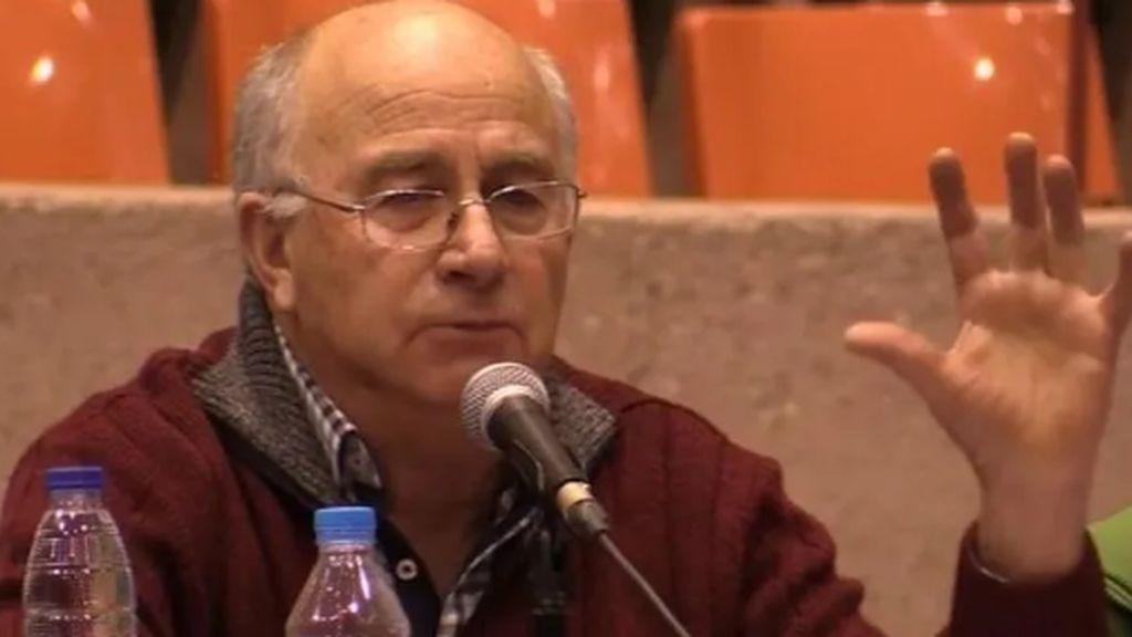 "Josep Pàmies celebra otra fiesta de ""besos y abrazos"" en pleno brote de coronavirus en BarcelonaJ"