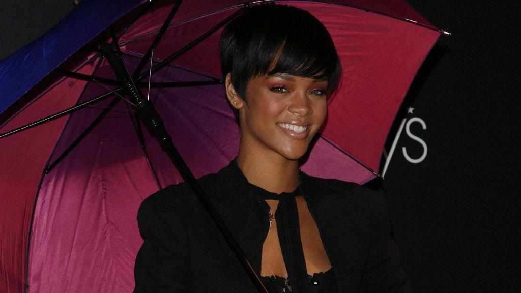 Su salto a la fama llegó con su éxito 'Umbrella' y un look a lo 'garçon'