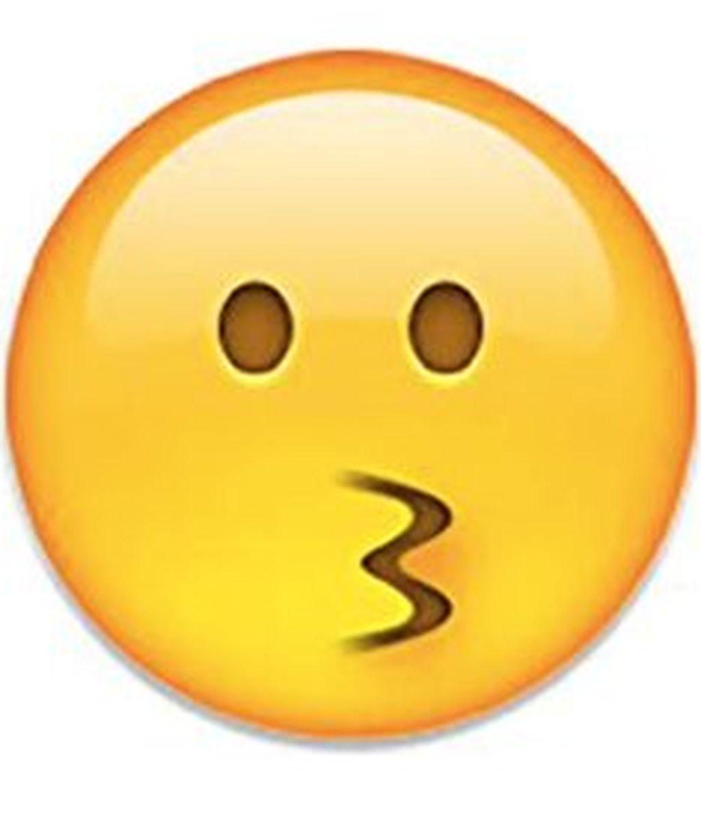 Emoji silbando