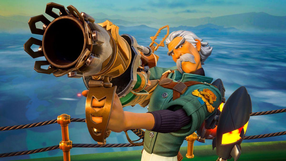 Rocket Arena: batallas de cohetes multijugador