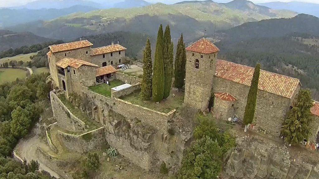 Castillo de Lláes