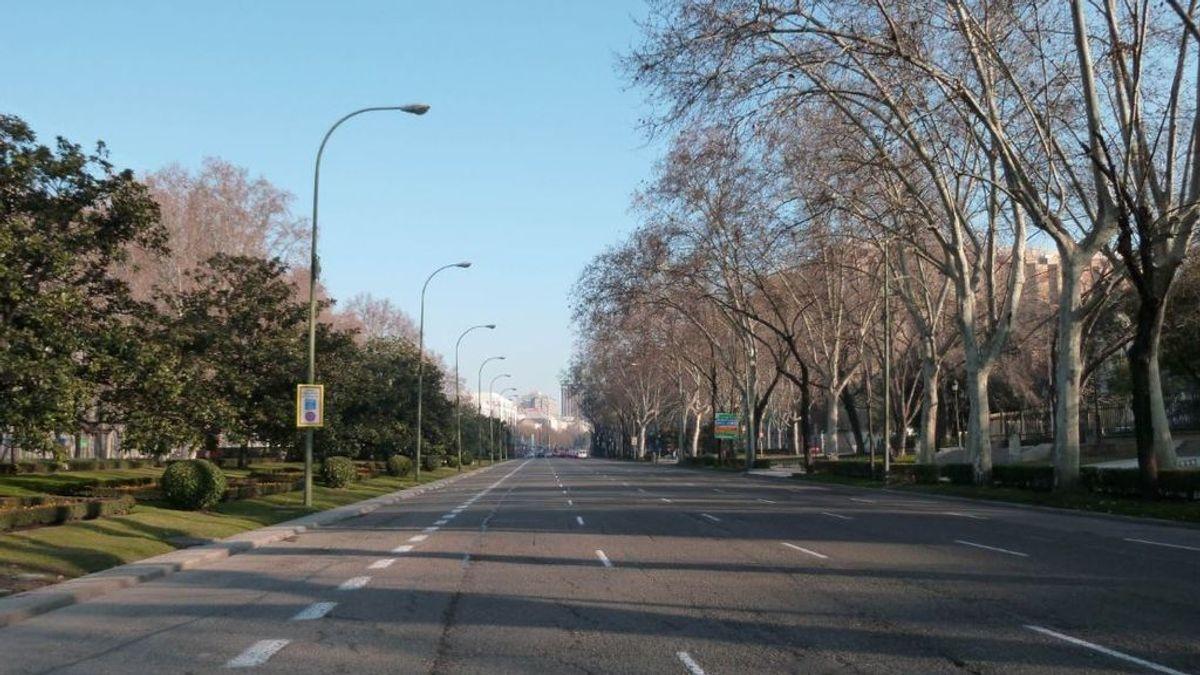 Mejora sin precedentes en los niveles de calidad del aire de las ciudades españolas debido a la limitación de desplazamientos y de actividad