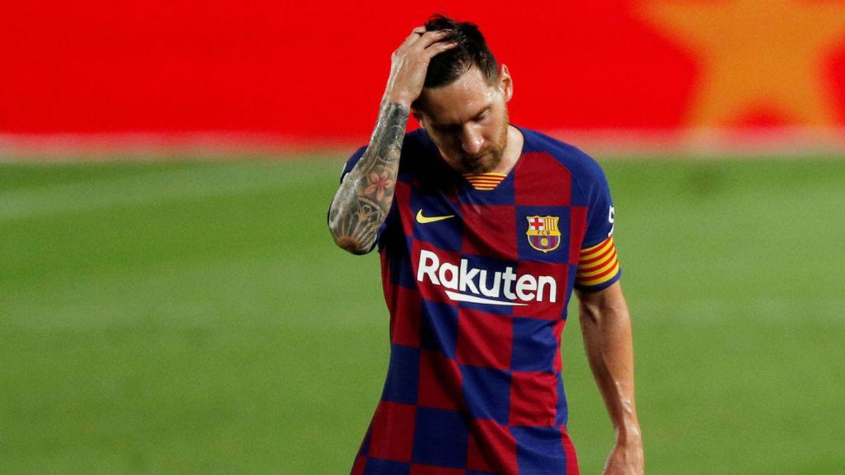 """Messi se harta tras ganar La Liga el Real Madrid y apunta con fuego a directiva y Setién: """"La gente se está quedando sin paciencia"""""""