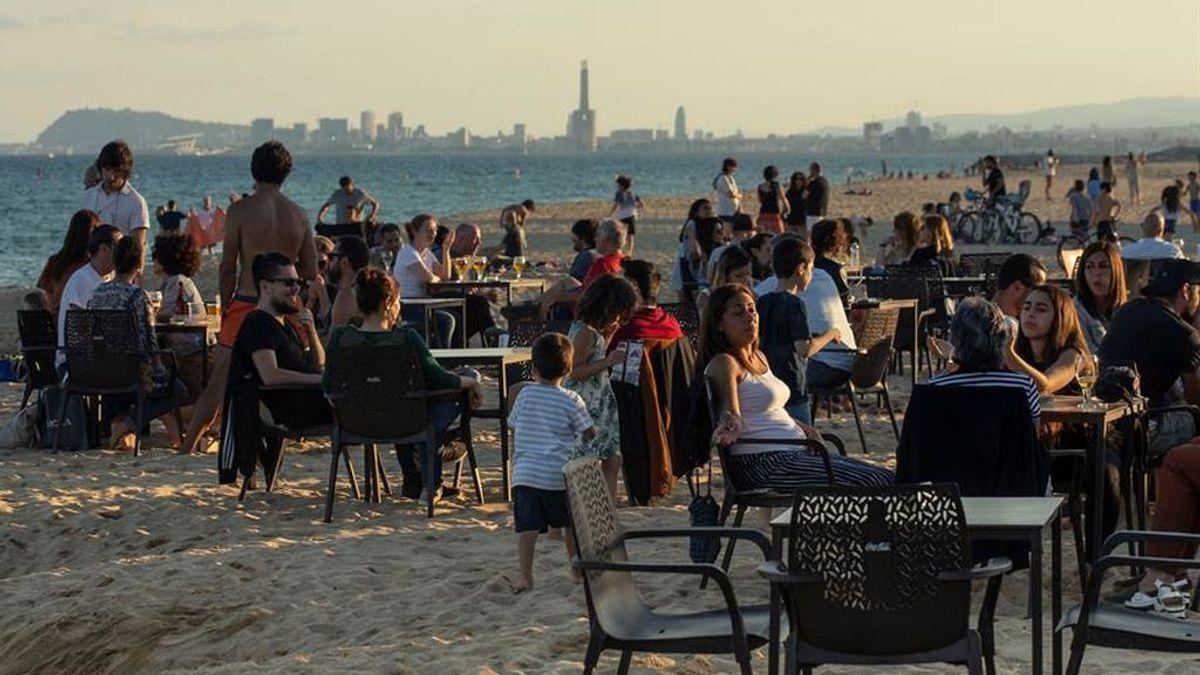 Nueva trifulca legal: la fiscalía se opone a las restricciones de más de 10 personas en Barcelona
