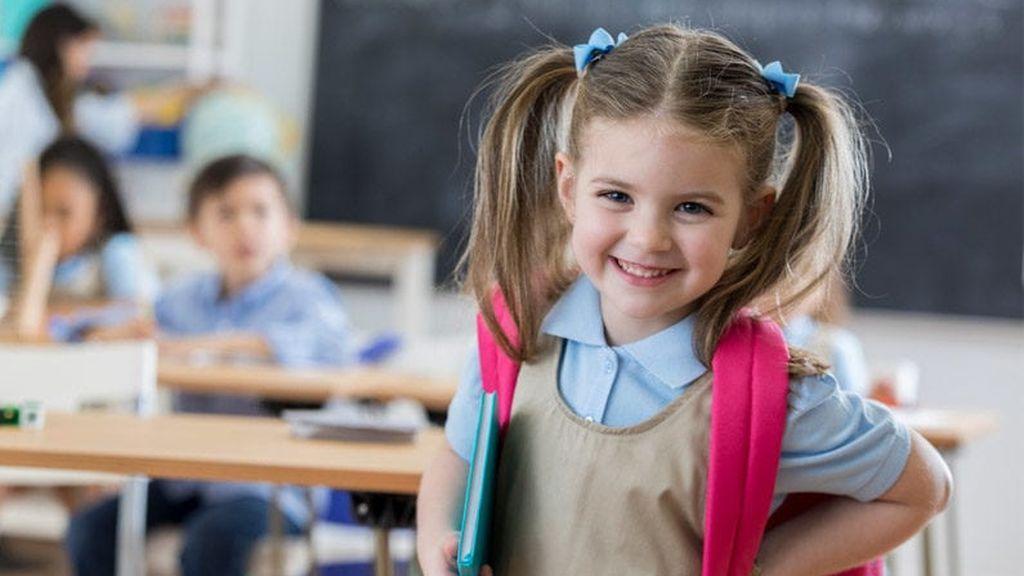 El lugar donde el niño se podrá contagiar con más facilidad es la escuela.