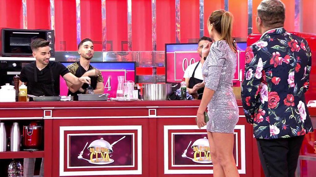 """La inesperada llegada de Mónica Hoyos hace estallar a los Frigenti: """"¿Te has lavado la cabeza hoy? No queremos piojos"""""""