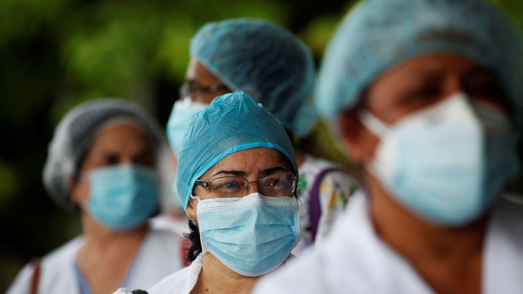 Uno de cada diez infectados por Covid-19 en el mundo son profesionales sanitarios según la OMS