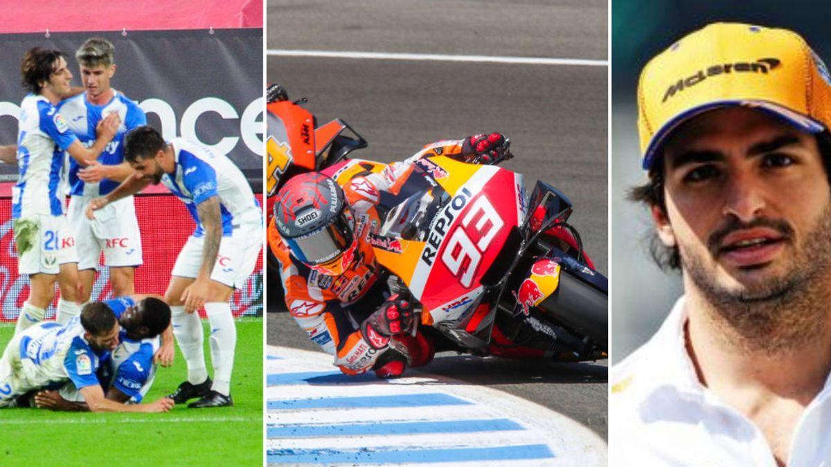 Todos los eventos deportivos del fin de semana, uno a uno: desde el final de Liga hasta el GP de España de MotoGP