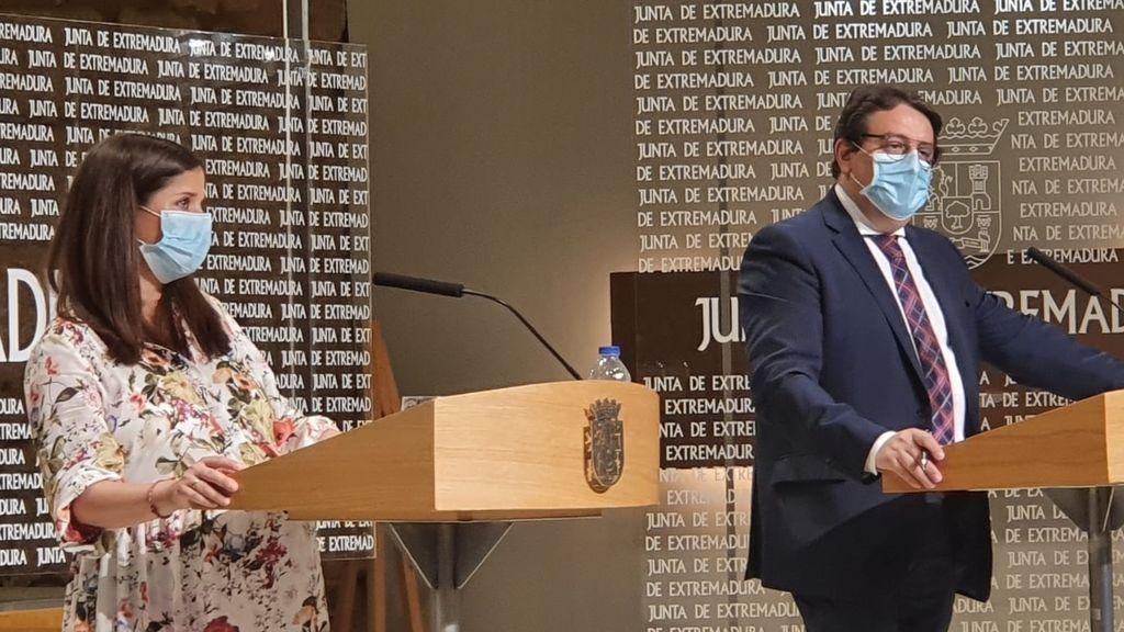 Una mujer procedente de Francia origina un brote con 15 casos en Peraleda de la Mata (Cáceres)