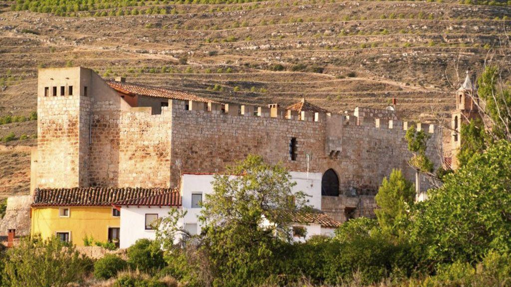 Castillo de Grisel (Aragón)