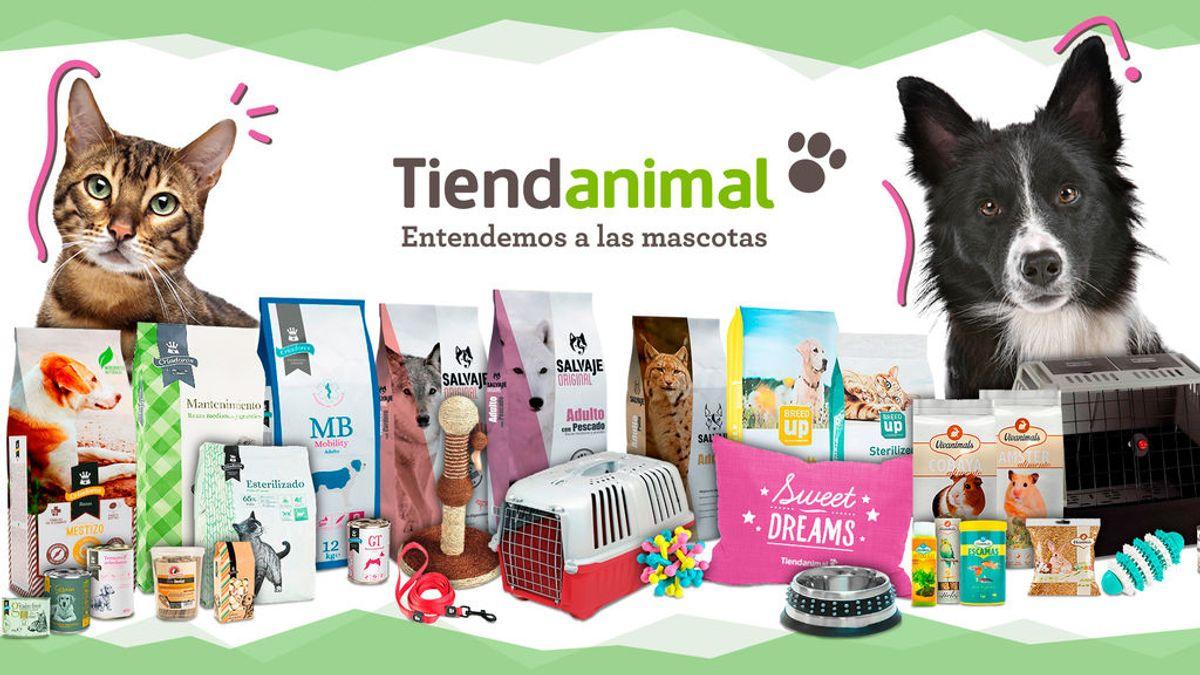 """Estamos buscando las mascotas más """"disfrutonas"""" del verano. Participa y llévate un premio de 200 euros de Tiendanimal"""