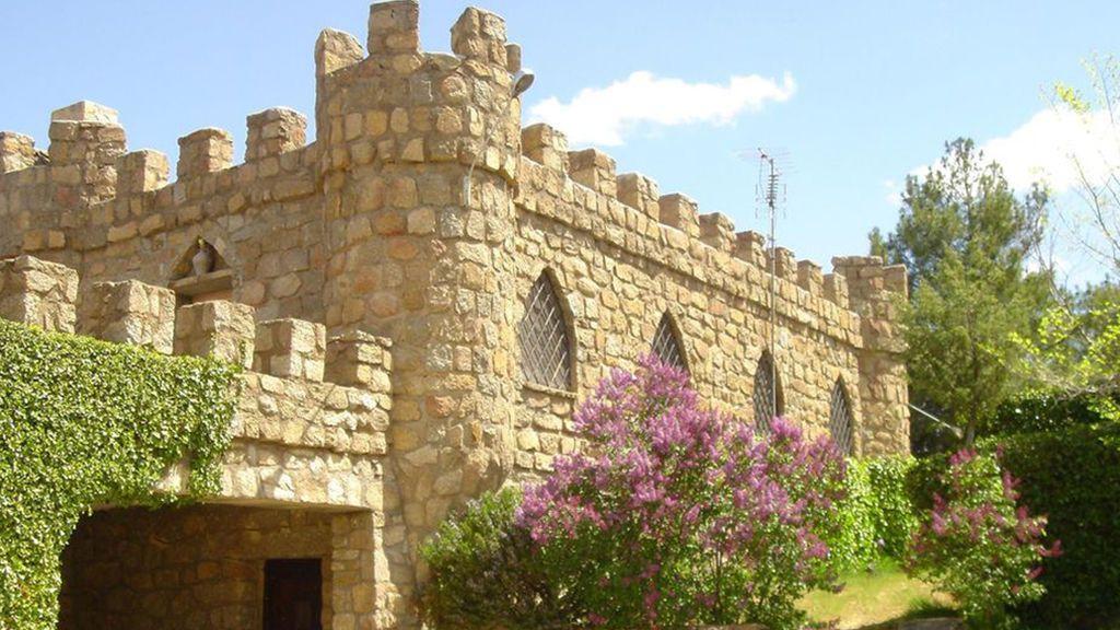 Castillo de El Burguillo