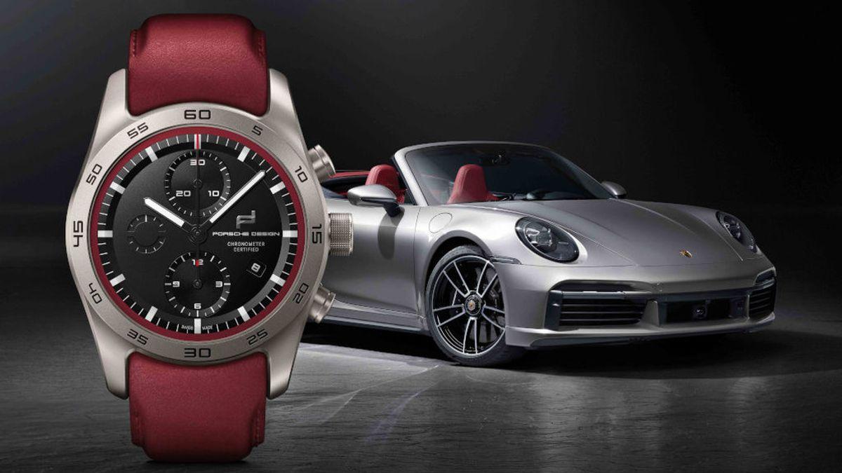 Relojes personalizados de Porsche, novedades para auténticos sibaritas