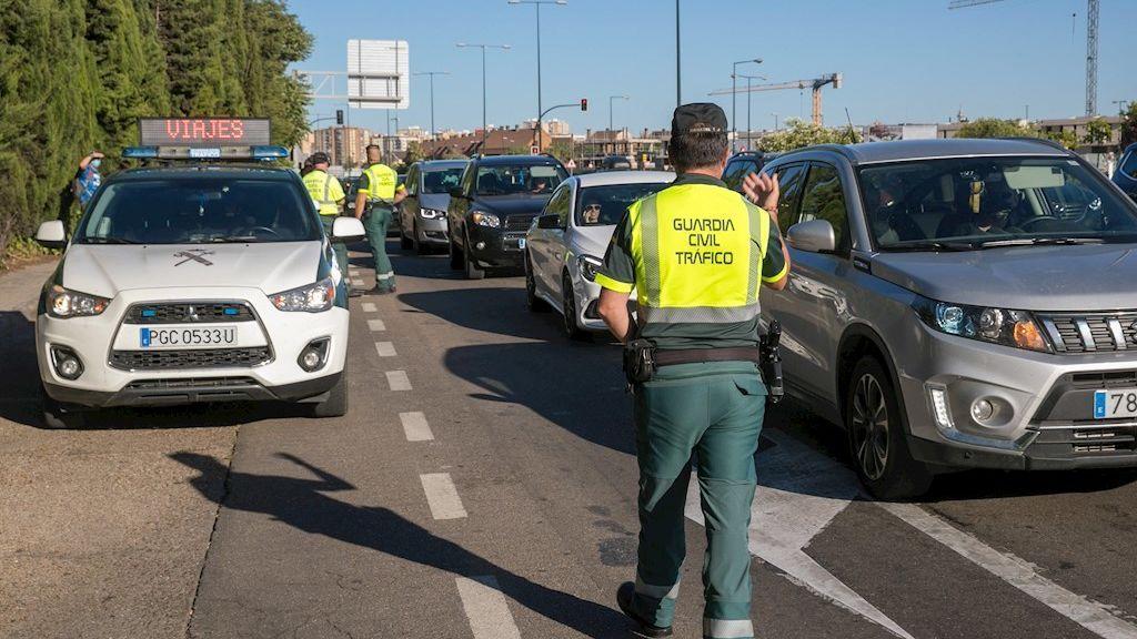 Zaragoza registra más de 246.000 movimientos de entrada y salida este viernes a pesar de estar en fase 2