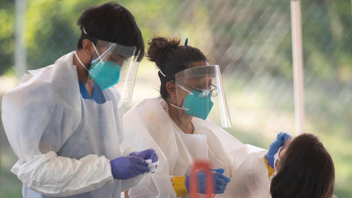 85 bebés de menos de un año dan positivo por coronavirus en un condado de Texas