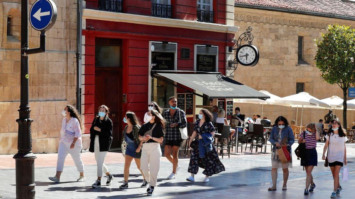 Asturias busca con EEUU e Italia un modelo internacional de rastreo del COVID