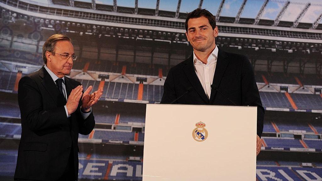 Casillas vuelve al Real Madrid para ser el nuevo asesor presidencial de Florentino Pérez