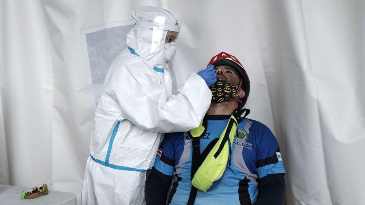EEUU autoriza los primeros test grupales de coronavirus para hasta cuatro personas