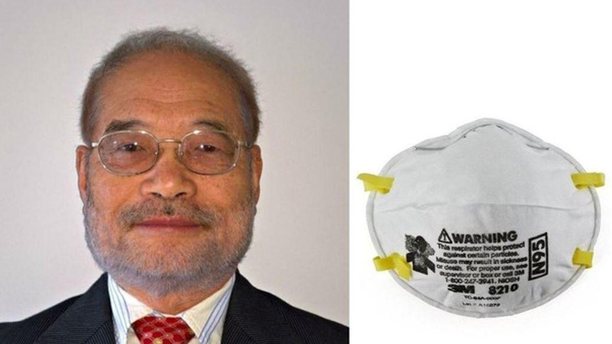 El inventor de la mascarilla N95 abandona su retiro para luchar contra el coronavirus